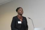 Tourism Attache, Ms Achi-Kemba Phillips