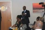 Minister Counsellor Mr Euclid Goodman
