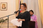 HC Garvin Nicholas\' Nationals official leaving function