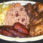 Sweet Caribbean Food
