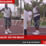SHAQUILLE O'NEAL – Shootout in Anguilla