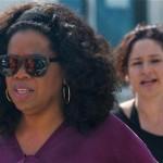 Oprah Winfrey glad to break tether from talk show chair