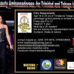 Want to Be A Trinidad And Tobago Beauty Ambassadoress?