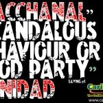 Bacchanal – Trinidadian Saying #1