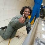 Trinidadian Born, NASA Rocket Scientist – That's Camille Alleyne!