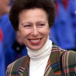 London Olympics: HRH the Princess Royal receives Olympic Flame in Athens