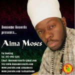 Dominican reggae artiste Aima Moses signs with Jamaican Donsome Records
