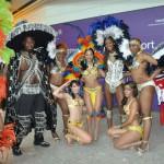 Trinidad and Tobago's Cultural Performance at Terminal 5, Heathrow