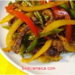 Caribbean Food: Peppered Steak…the Jamaican way