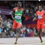 Grenada's Kirani James wins Olympic 400m gold