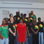 Grenada Olympic Team honoured in London