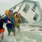Hurricane Canada Hits the Caribbean