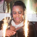 Theodora celebrates birthday with Nollywood 'A' Listers