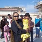 Sonia Noel does Golden Arrowhead proud in India