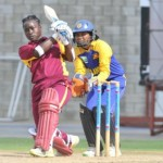 Dottin blasts into prominence in women's cricket