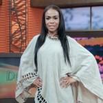 Former Destiny's Child singer wears Guyanese designs