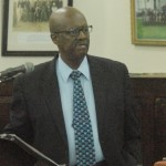 Eustace accuses Government of neglect