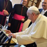 T&T: Pope Francis plays the Tenor Pan at the Vatican
