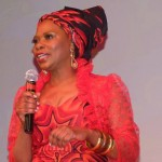 Justina to address US Black Women Congress