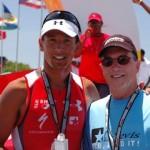 Ironman helps Caribbean island, Nevis get stronger