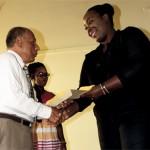 Alleyne School honours its calypso queens