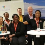 Caribbean Kitchen cooked up a storm in Germany