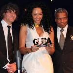Former First Lady applauds GUBA Awards 2013
