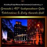 Grenada 40th Anniversary Gala Celebrations in two weeks