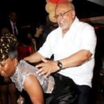 Guyana's President loves a good 'twerk'