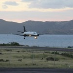 Seaborne Airlines makes inaugural flight to Nevis