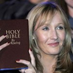 Harry Potter author to rewrite the Holy Bible