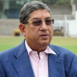 Scandal-hit Srinivasan ready to control world cricket