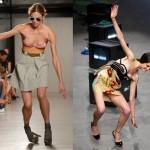Walking in Stilettos: Swagga those hips
