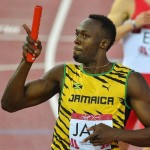 Bolt steals the show to take CWG gold