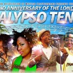 London Calypso Tent begins on 8th August