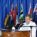 SVG: Gonsalves takes over ECCB Chair