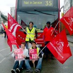 Unite strikes on London buses again on Monday