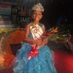 Dominica's 2015 Carnival Princess is Lytleen Julien