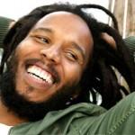 Ziggy Marley flies flag for Jamaica on BBC TV