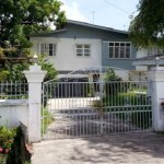 Did former Guyana president actually live in a mansion