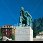 South Africa's Monument to Cecil Rhodes