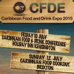 All roads lead to Caribbean Food and Drink Week July 10th