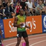 Usain Bolt is back!