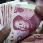 China's devalued currency, blood and windfalls