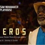 Omeros returns to Sam Wanamaker Playhouse
