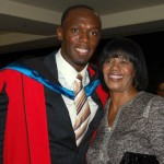 Usain Bolt snubbed by UWI students for LL.D degree