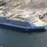 Suspected suicide on Royal Caribbean cruise ship