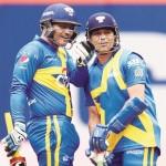 Former cricket stars descend on New York