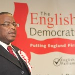 Controversial UK JA politician joins English Democrats