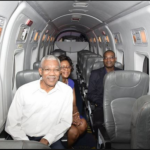 Guyana Ministry suggests own aircraft to cut travel costs